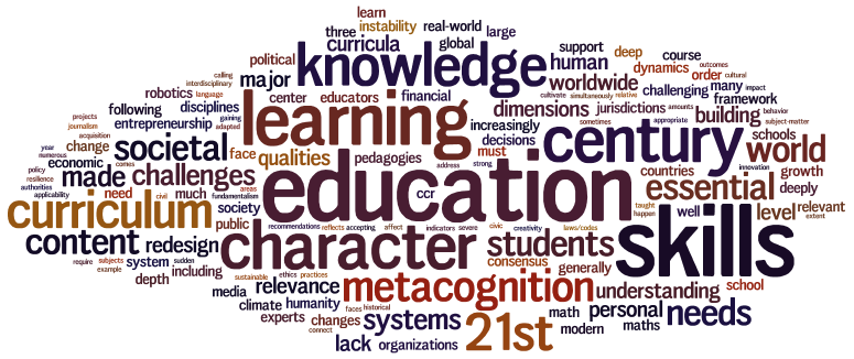 Image result for curriculum wordle